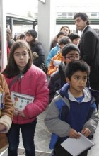 niños en segundo Congreso-Talentos