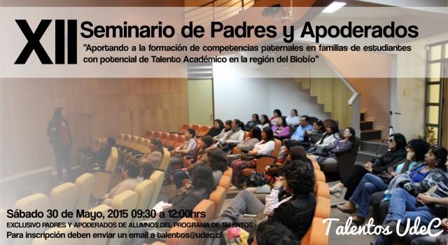 seminario padres y apoderados