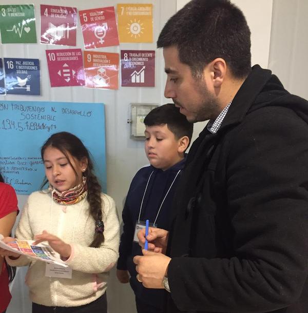 Estudiantes de Talentos UdeC cerraron semestre con feria de proyectos de aprendizaje y servicio