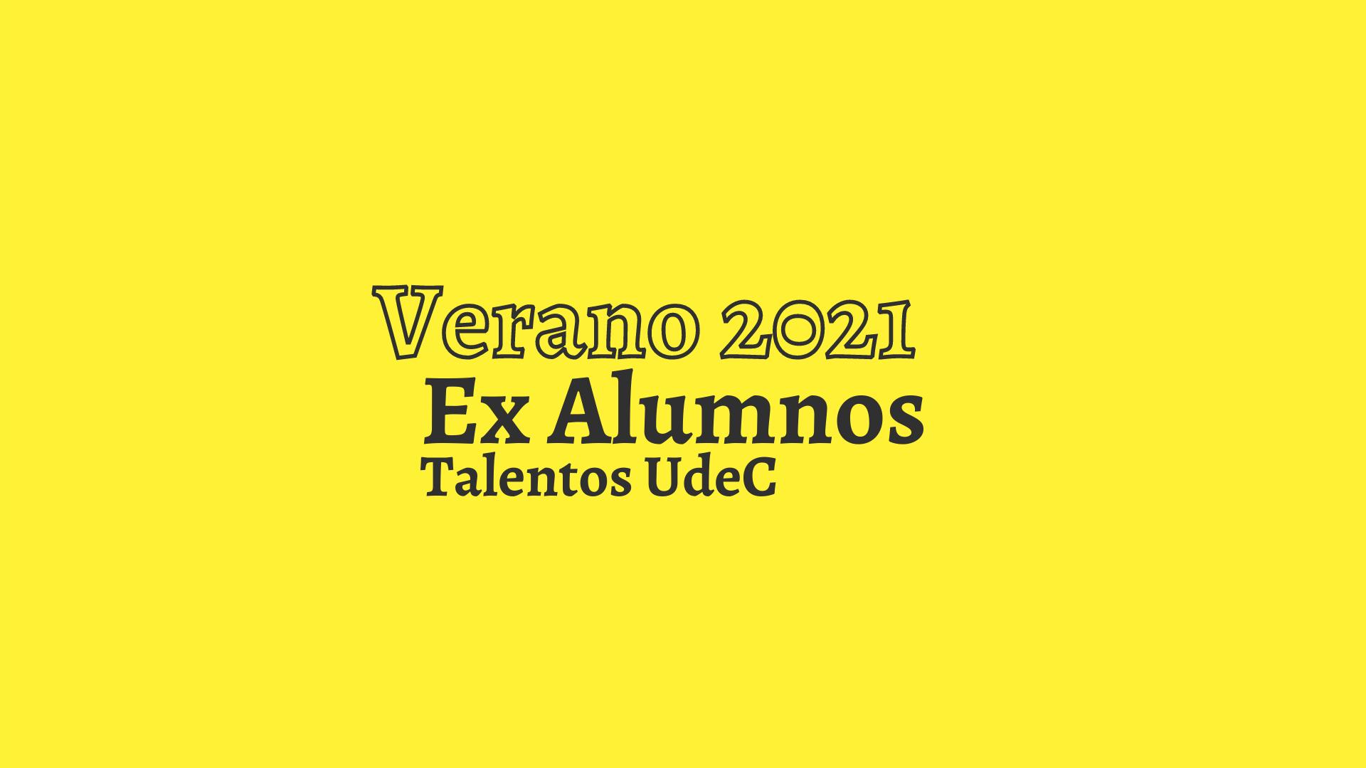 Alumni en Verano