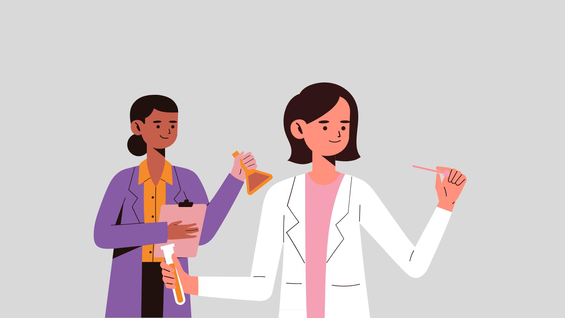 Mujeres con alta capacidad en STEM